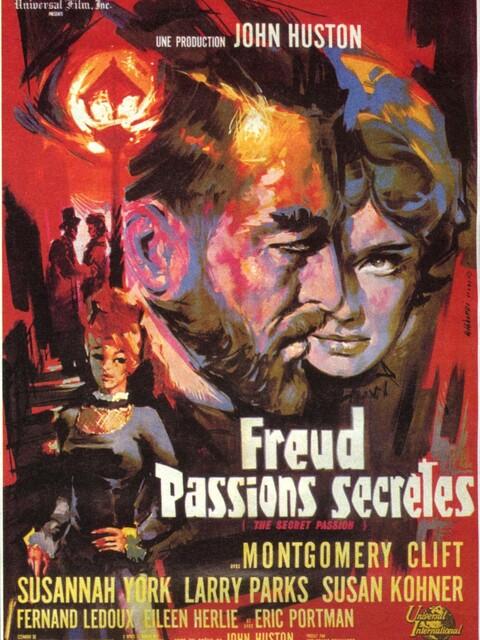 Freud, passions secrètes