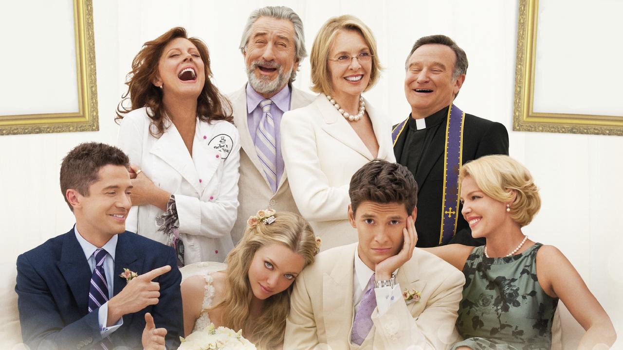 un grand mariage un film de 2012 vodkaster - Film De Mariage