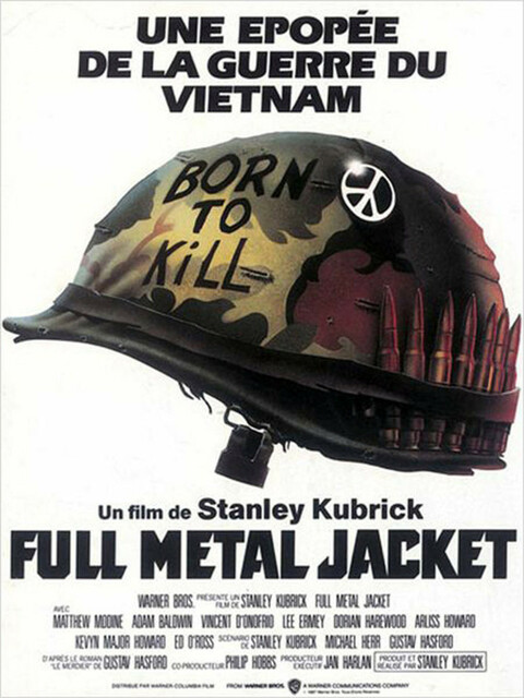 film : Full Metal Jacket