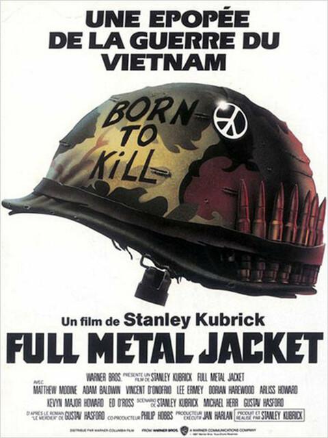 film : Full Metal Jacket