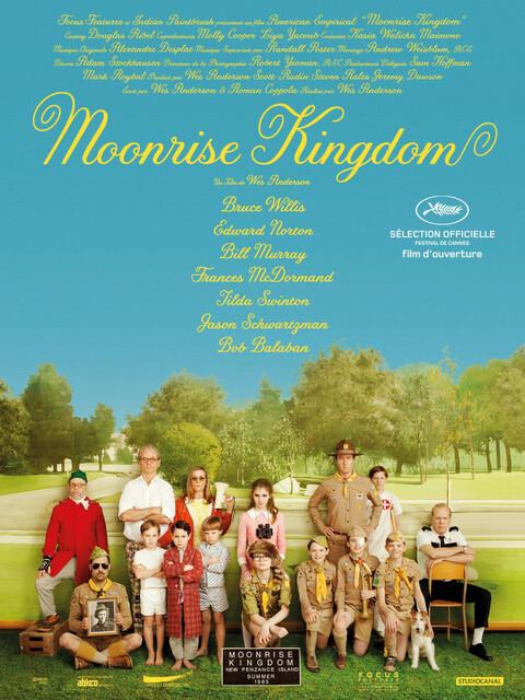 film : Moonrise Kingdom