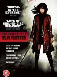 Sasori, la femme scorpion