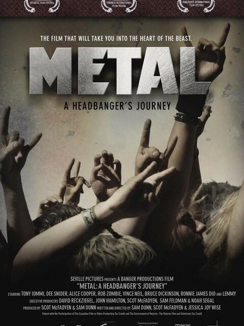 Metal : voyage au cœur de la bête