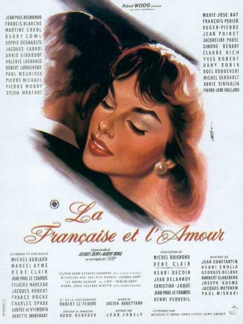 La Française et l'amour