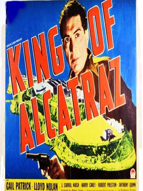 L'Evadé d'Alcatraz