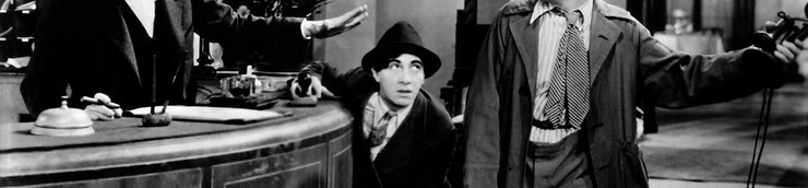 Les Marx Brothers, puissance 4