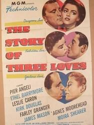 Histoire de trois amours
