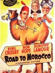 En route pour le Maroc