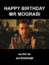 Happy birthday Mr Mograbi
