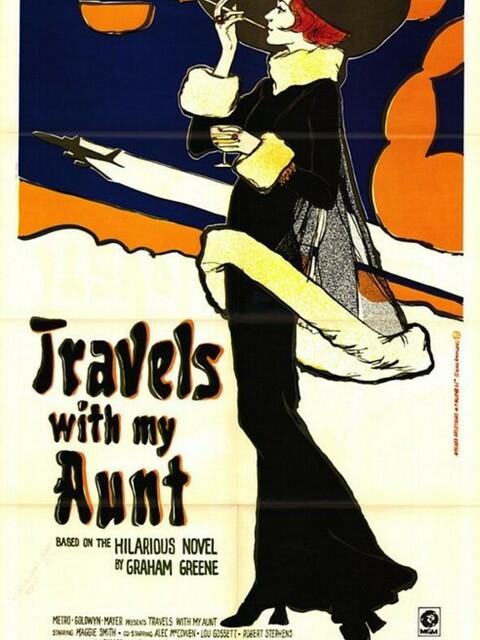 Voyages avec ma tante