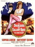 La Diablesse en collant rose
