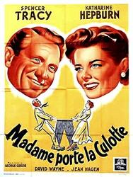Madame porte la culotte