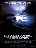 Il y a des jours... et des lunes