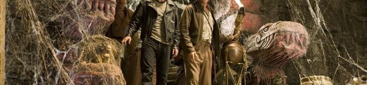[Article] Réhabilitons (petitement) Indiana Jones et le Royaume du Crâne de Cristal