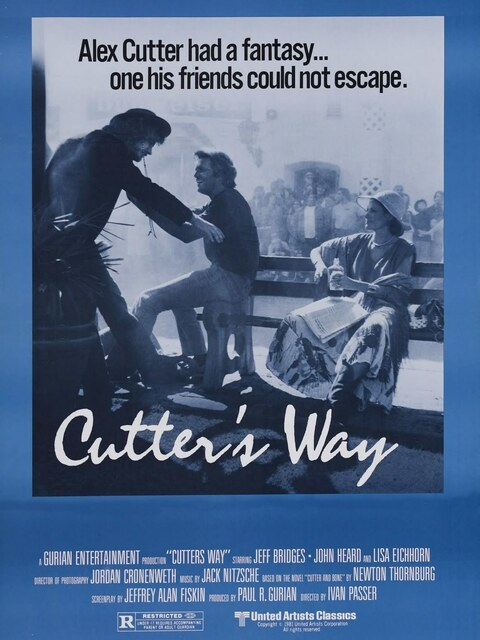 Cutter's way (la blessure)