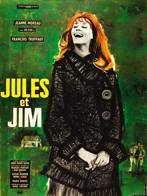 film : Jules et Jim