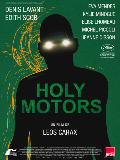 film : Holy Motors
