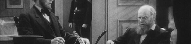 [Domaine public] Films muets