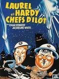 Laurel et Hardy chefs d'îlots