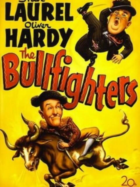 Laurel et Hardy toréadors