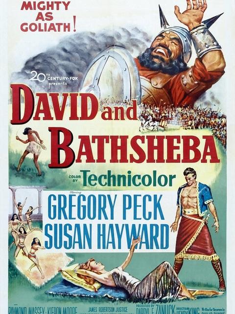 David et Bethsabée