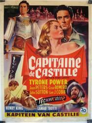 Capitaine de Castille