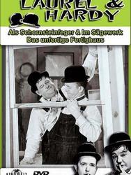 Laurel et Hardy constructeurs