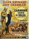 Caravane vers le soleil