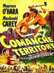 Sur le territoire des Comanches