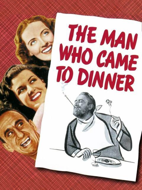 L'homme qui vint dîner