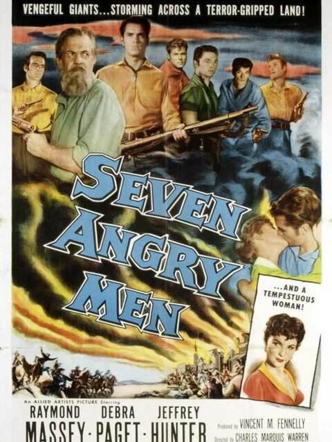Sept Hommes en Colère