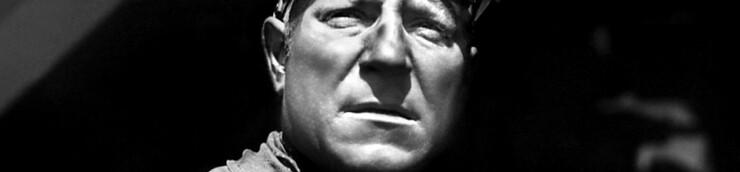 Jean Gabin chauffeur de locomotive