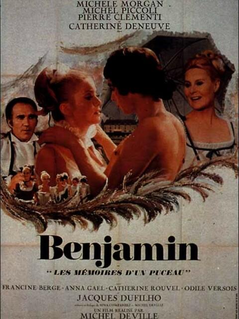 Benjamin ou les mémoires d'un puceau