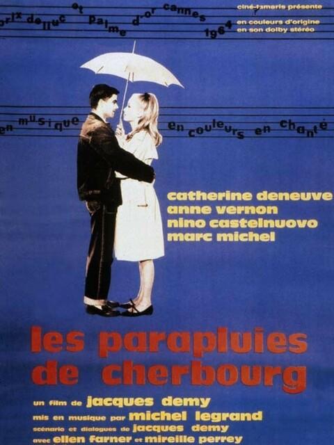 film : Les Parapluies de Cherbourg