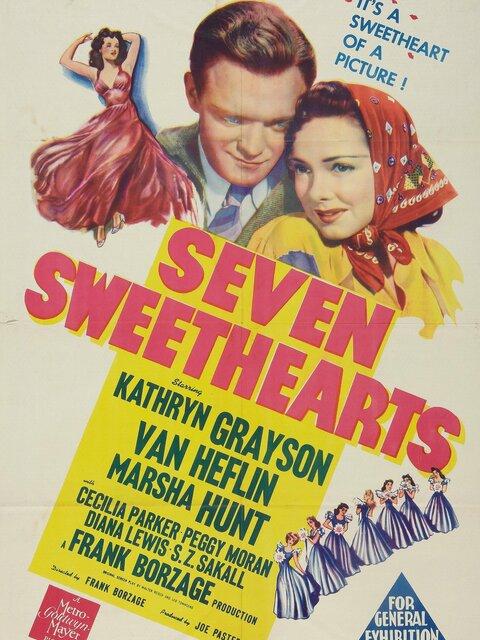 Les Sept amoureuses