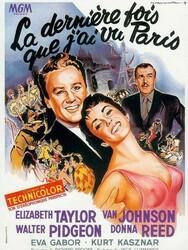 La Dernière fois que j'ai vu Paris