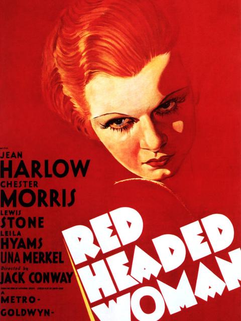 La Femme aux cheveux rouges