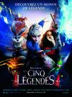 Les Cinq légendes