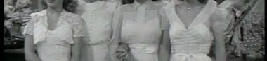 Quatres filles qui vont se marier au cinéma