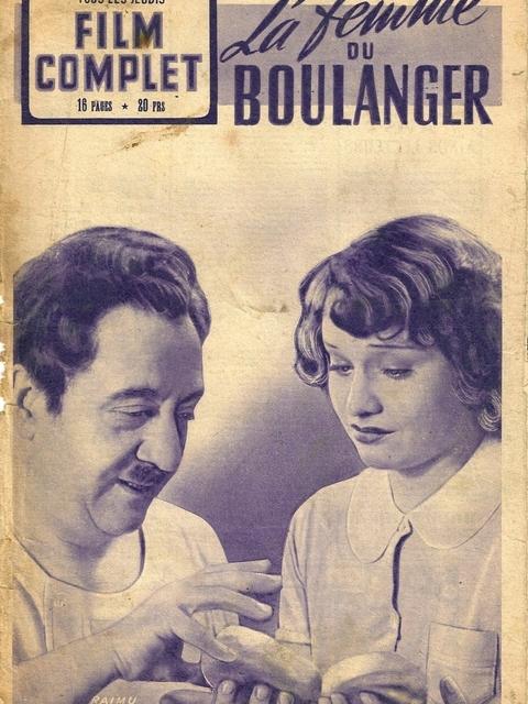 La Femme du boulanger