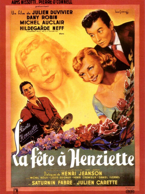 La Fête à Henriette