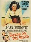 La Femme sur la plage
