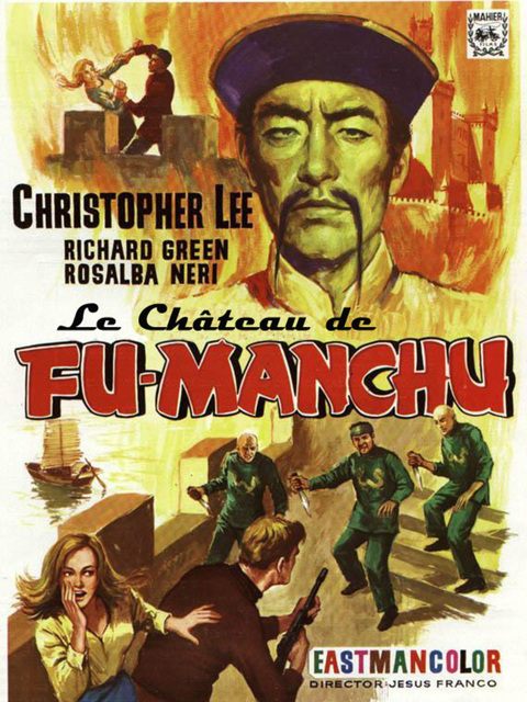 The Castle of fu-manchu