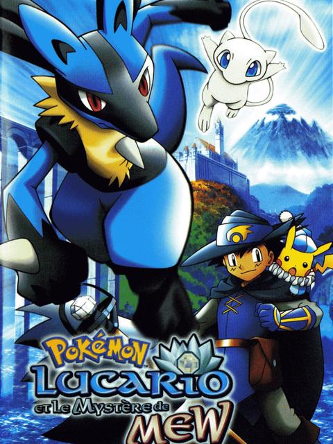 Pokemon : Lucario et le Mystère de Mew