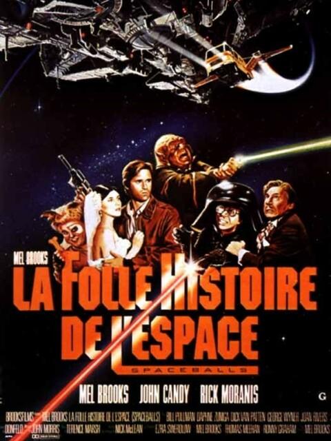 Spaceballs, la folle histoire de l'espace