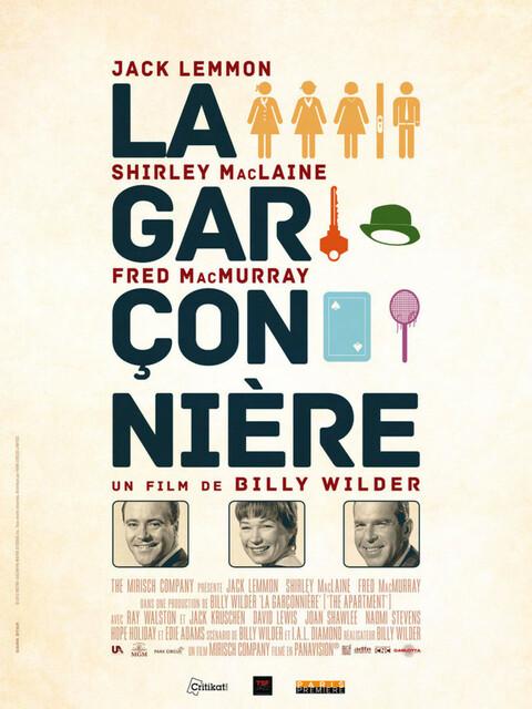 film : La Garçonnière
