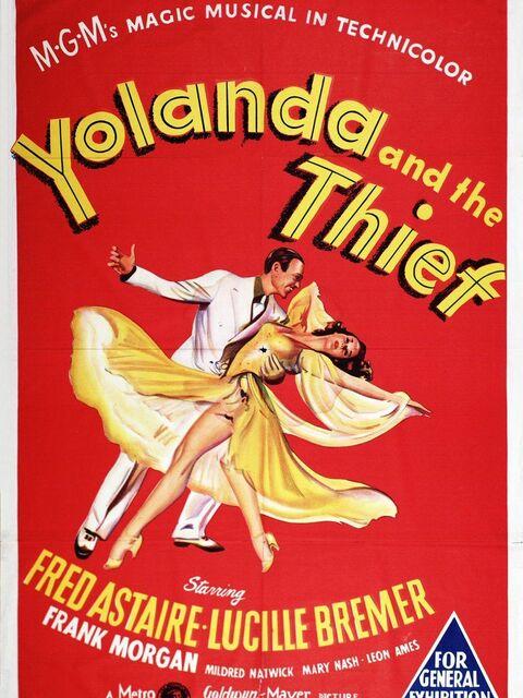 Yolanda et le voleur