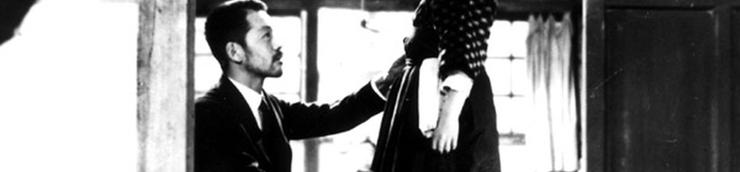 Yasujiro Ozu, mon podium