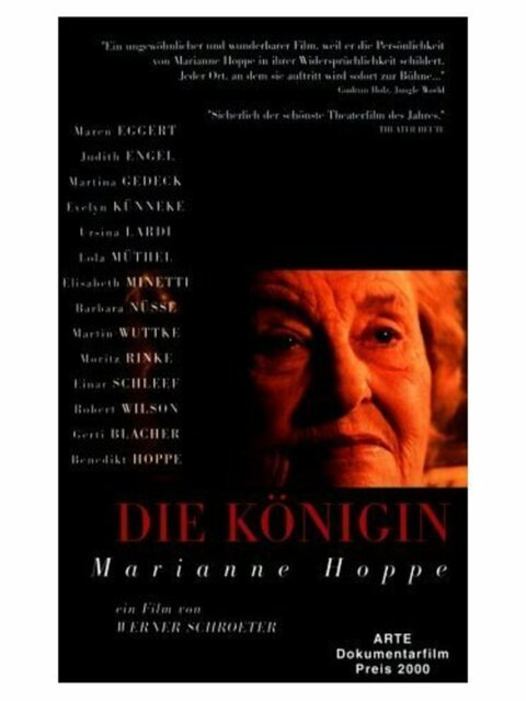 Die Königin - Marianne Hoppe