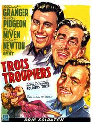 Trois troupiers